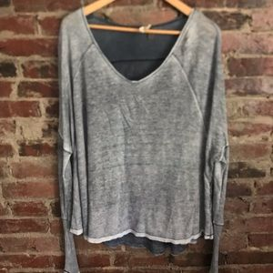 Free People super soft! Never worn